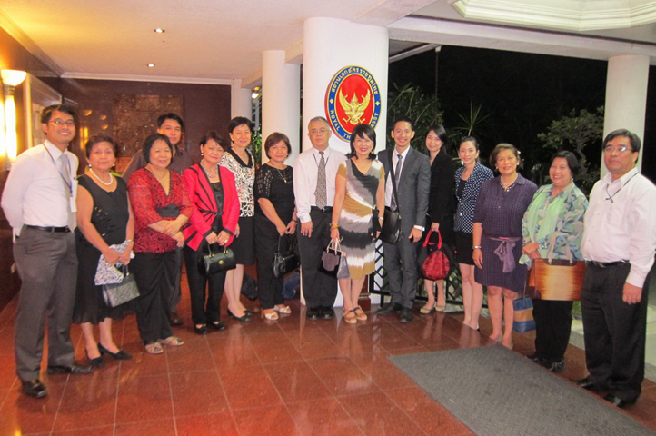 Thai Professionals Exchange Programme in the Philippines